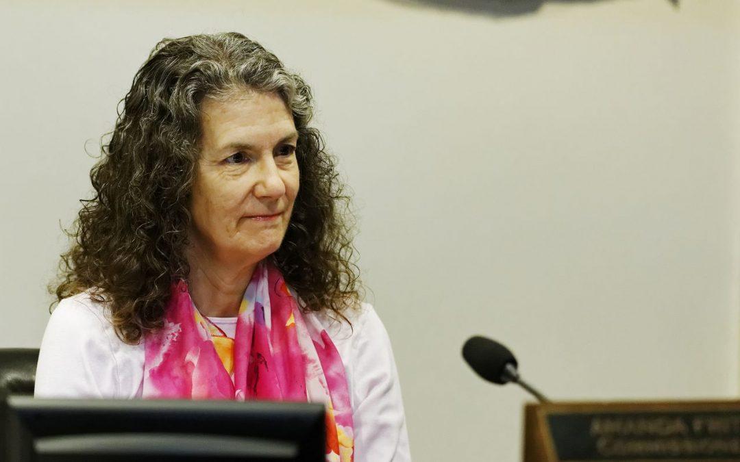 Portland Commissioner Amanda Fritz endorses Mayor Ted Wheeler for reelection
