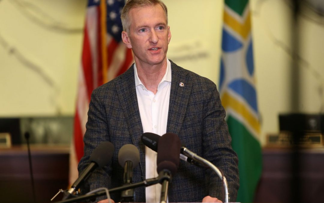 Editorial endorsements 2020: Portland's best choice for mayor is still Ted Wheeler